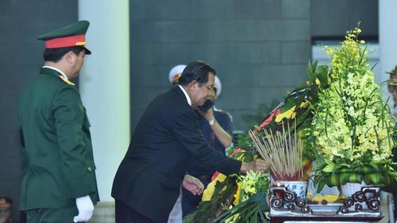 Lễ viếng nguyên Chủ tịch nước Lê Đức Anh ảnh 56