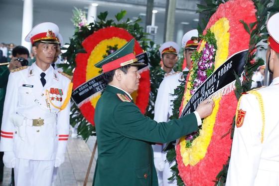 Lễ viếng nguyên Chủ tịch nước Lê Đức Anh ảnh 23