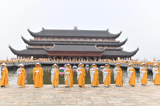 Khai mạc Vesak 2019: Chiêm nghiệm lời Phật dạy cùng nhau kiến tạo thế giới ngày càng tốt đẹp hơn  ảnh 6