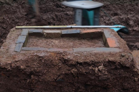 Phát lộ nhiều dấu tích mới tại Hoàng Thành Thăng Long ảnh 1
