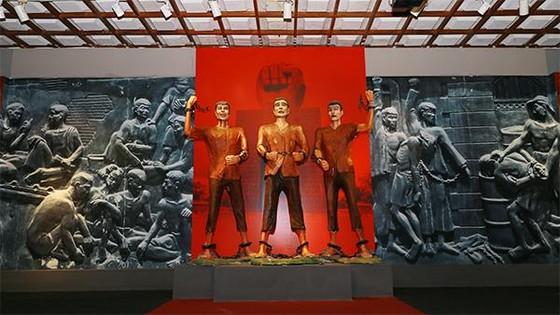 Hơn 300 tư liệu, hình ảnh xúc động tại triển lãm 'Chiến sĩ cách mạng bị địch bắt tù đày' ảnh 4