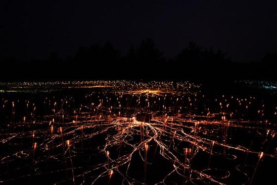 Ngỡ ngàng lễ hội ánh sáng ở Jeju - đảo tình yêu ảnh 5