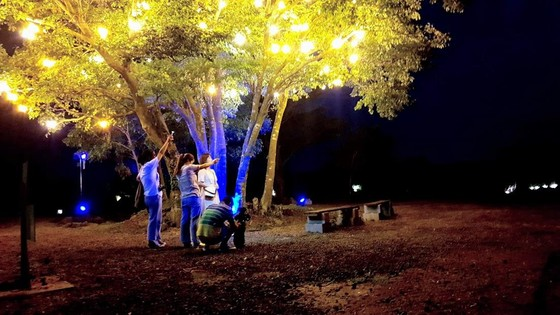 Ngỡ ngàng lễ hội ánh sáng ở Jeju - đảo tình yêu ảnh 7