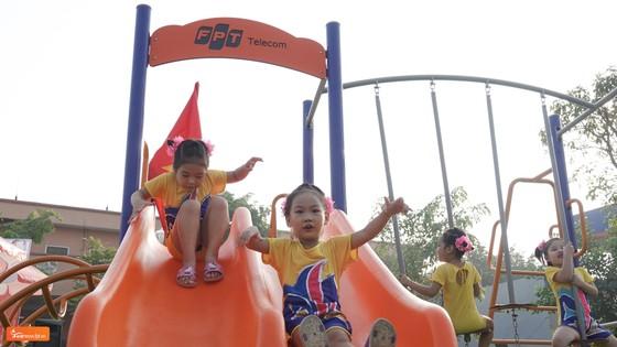 Trẻ em có thêm 3 sân chơi miễn phí từ quỹ FoxStep ảnh 1