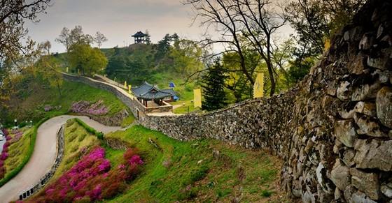 Ngỡ ngàng với di sản thế giới Baekje- 1.500 tuổi của Hàn Quốc ảnh 1