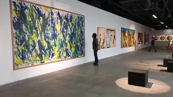 Chiêm ngưỡng 81 tác phẩm mỹ thuật của các nghệ sĩ tiêu biểu châu Á ảnh 1