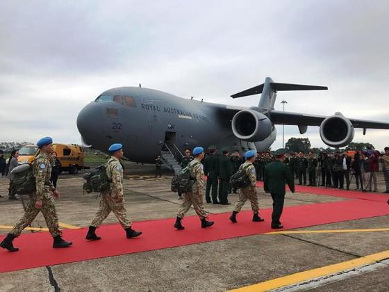Bệnh viện Dã chiến cấp 2 số 2 lên đường làm nhiệm vụ gìn giữ hòa bình tại Nam Sudan ảnh 2