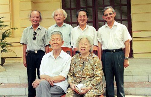 Giáo sư Hà Văn Tấn, người cuối cùng của 'tứ trụ' sử học Việt Nam đương đại đã ra đi ảnh 1