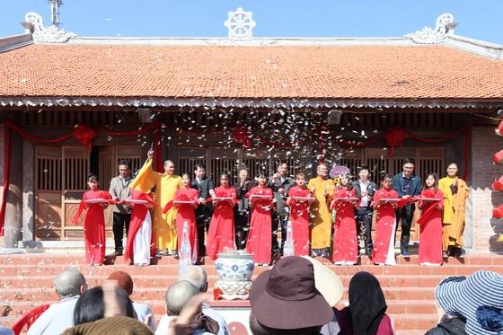 Khánh thành chùa Trúc Lâm Cô Tô ảnh 1