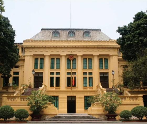 Trụ sở hơn 100 năm tuổi của Tòa án nhân dân tối cao được công nhận là di tích cấp Quốc gia ảnh 1