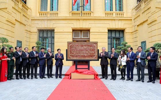 Trụ sở hơn 100 năm tuổi của Tòa án nhân dân tối cao được công nhận là di tích cấp Quốc gia ảnh 2