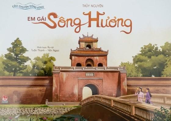 Câu chuyện về những dòng sông chảy trong lòng nước Việt ảnh 2