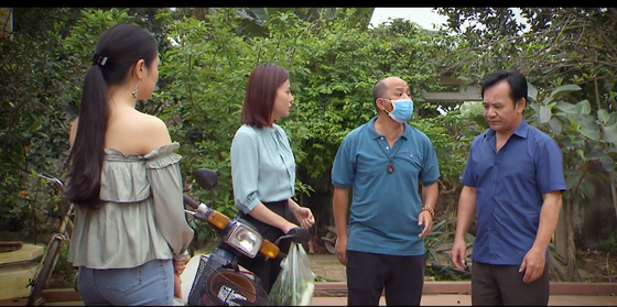 VTV tung trailer bộ phim truyền hình đầu tiên về dịch Covid-19 ảnh 3