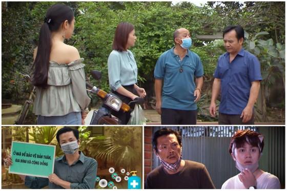 VTV tung trailer bộ phim truyền hình đầu tiên về dịch Covid-19 ảnh 2