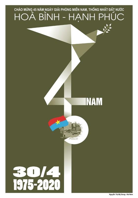 Trao giải cuộc thi tranh cổ động  kỷ niệm 45 năm Ngày giải phóng miền Nam ảnh 2
