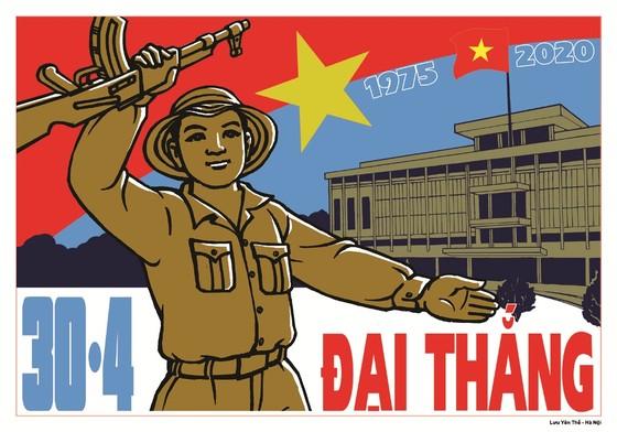 Trao giải cuộc thi tranh cổ động  kỷ niệm 45 năm Ngày giải phóng miền Nam ảnh 3