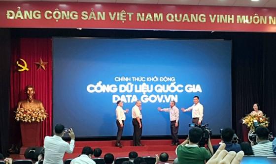 Ra mắt Cổng dữ liệu Quốc gia Data.gov.vn ảnh 2