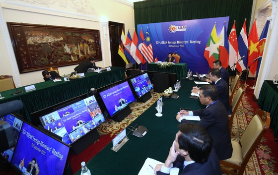 Hội nghị Bộ trưởng Ngoại giao ASEAN lần thứ 53: Gắn kết, chủ động và trách nhiệm là 'thương hiệu' của ASEAN ảnh 3