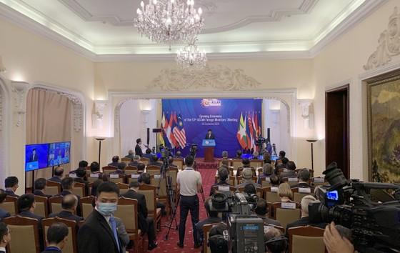 Hội nghị Bộ trưởng Ngoại giao ASEAN lần thứ 53: Gắn kết, chủ động và trách nhiệm là 'thương hiệu' của ASEAN ảnh 2