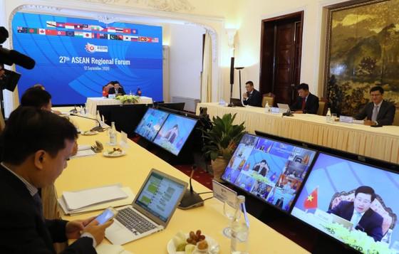 Khẳng định tầm quan trọng của việc duy trì hòa bình, ổn định, an ninh, an toàn, tự do ở Biển Đông ảnh 1