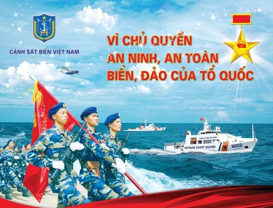 Luật Cảnh sát biển Việt Nam là công cụ sắc bén bảo vệ lợi ích của quốc gia, dân tộc trên biển ảnh 2