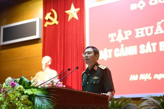 Luật Cảnh sát biển Việt Nam là công cụ sắc bén bảo vệ lợi ích của quốc gia, dân tộc trên biển ảnh 1