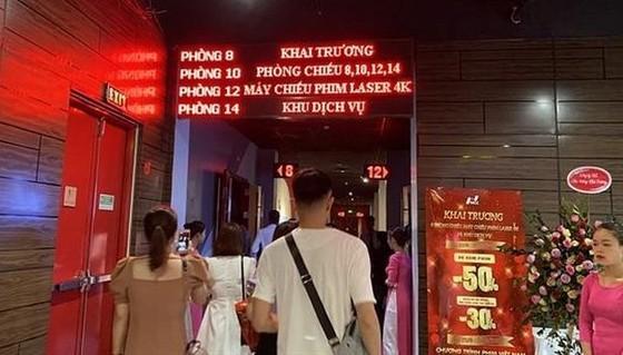 Chiếu miễn phí phim Việt với phòng chiếu laser 4K ảnh 1