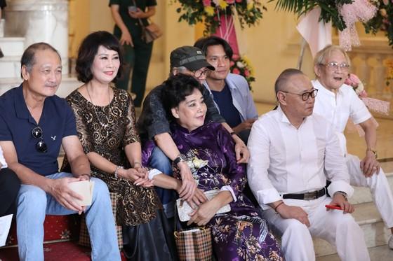 Đông đảo nghệ sĩ tham dự Giỗ Tổ sân khấu ảnh 3