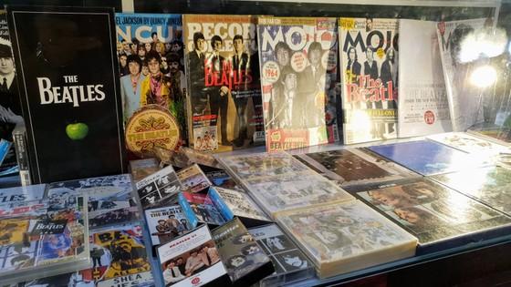 Không gian âm nhạc đầy ngẫu hứng với The Beatles huyền thoại ảnh 1