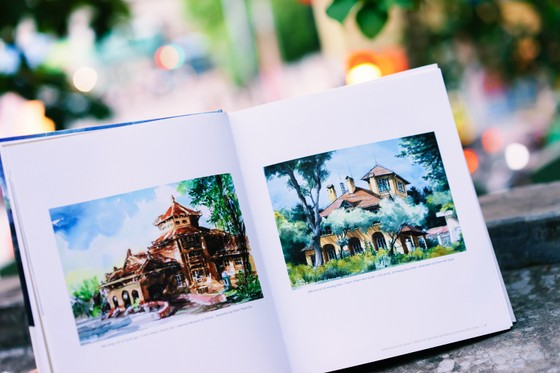Những góc nhìn rất thơ về Hà Nội đầu thế kỉ 20 qua những công trình và kiến trúc thời Pháp  ảnh 1