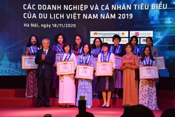 Tôn vinh các doanh nghiệp và cá nhân tiêu biểu năm 2019 của Du lịch Việt Nam ảnh 1