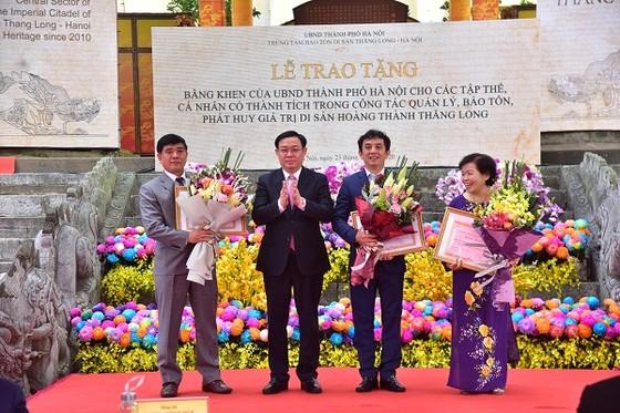 Kỷ niệm 10 năm Hoàng thành Thăng Long được ghi danh là Di sản văn hóa thế giới ảnh 1