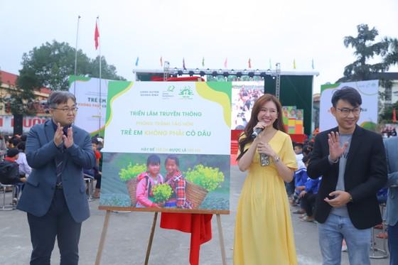 H'Hen Niê, Hari Won là đại sứ phòng chống nạn kết hôn sớm ảnh 2
