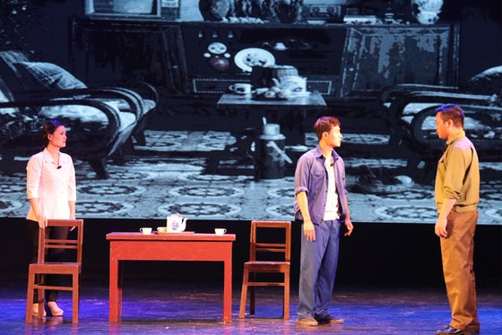 Sân khấu kịch xã hội hóa vượt khó tham gia tích cực ảnh 2