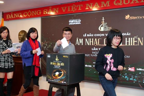 Rap Việt bùng nổ với 3 giải thưởng Âm nhạc Cống hiến 2021 ảnh 3