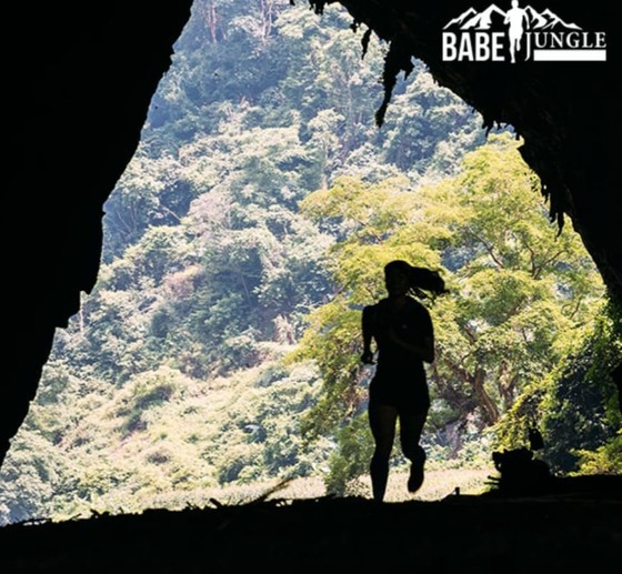 Khám phá cung đường huyền ảo của Ba Bể Jungle Marathon ảnh 1