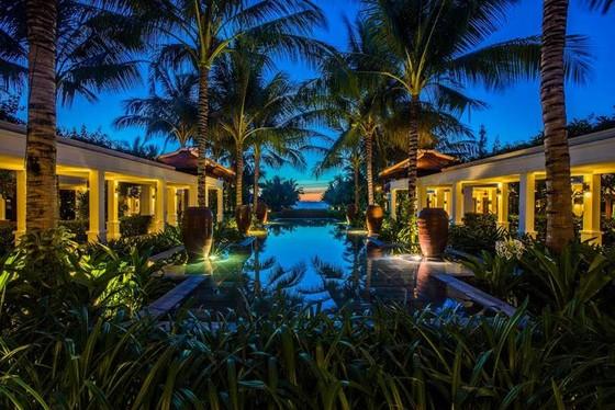 Nhiều khách sạn tắt điện trồng cây xanh hưởng ứng chiến dịch Giờ trái đất 2021 ảnh 1