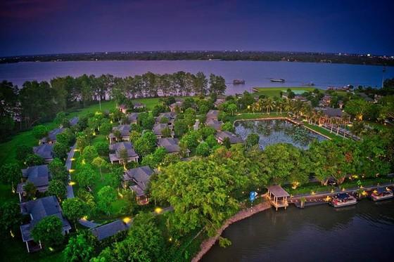 Nhiều khách sạn tắt điện trồng cây xanh hưởng ứng chiến dịch Giờ trái đất 2021 ảnh 3