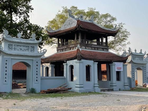 Bộ VH-TT-DL thanh tra sai phạm tại di tích quốc gia chùa Đậu, Hà Nội ảnh 3