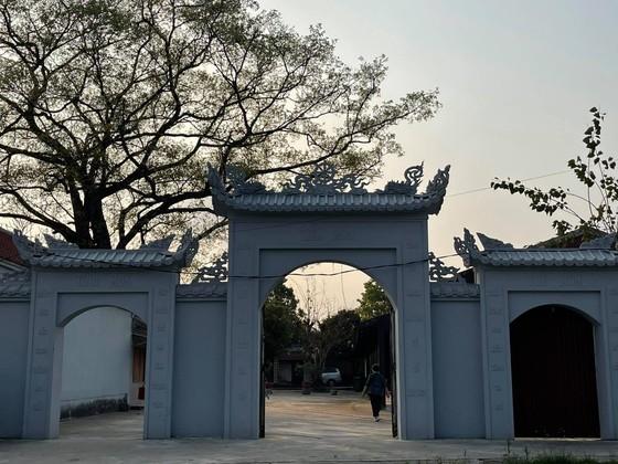 Bộ VH-TT-DL thanh tra sai phạm tại di tích quốc gia chùa Đậu, Hà Nội ảnh 2