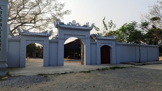 Vụ sai phạm tại Di tích quốc gia chùa Đậu: Ban quản lý bị phạt 20 triệu đồng ảnh 1