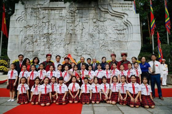 Thành kính dâng hương tưởng niệm các Vua Hùng  ảnh 4