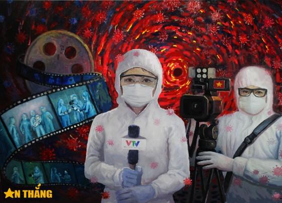 Tối nay 13-6, truyền hình trực tiếp: Việt Nam - Khát vọng bình yên ảnh 2