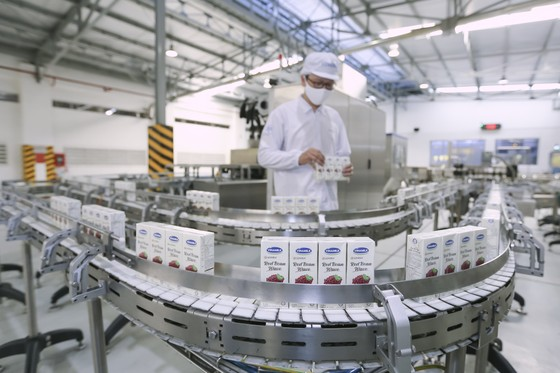 Vinamilk奶品外銷韓國市場 ảnh 2