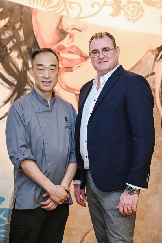 BLACK VINEGAR餐廳2020年11月20日開張  給胡志明市帶來中華美食風格 ảnh 1