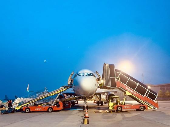 越捷是2020年度最佳貨運航空公司 ảnh 1