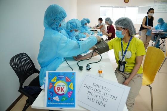 最大新冠疫苗接種計劃正式啟動 ảnh 4
