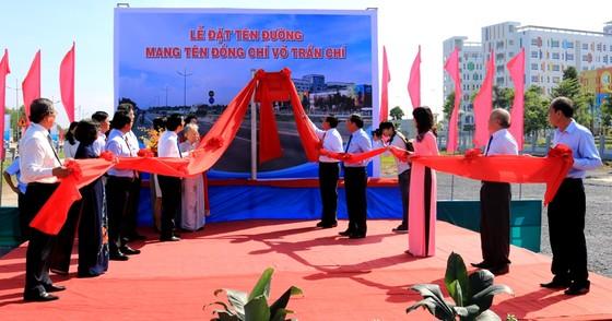 TPHCM có tuyến đường mang tên Võ Trần Chí ảnh 2