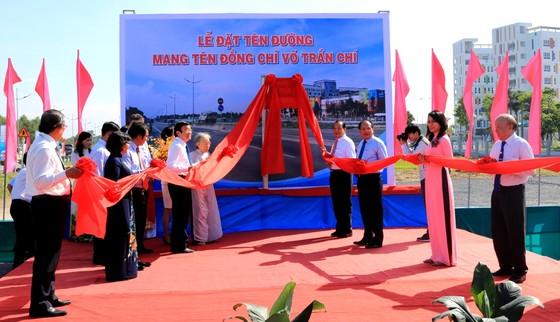 TPHCM có tuyến đường mang tên Võ Trần Chí ảnh 3