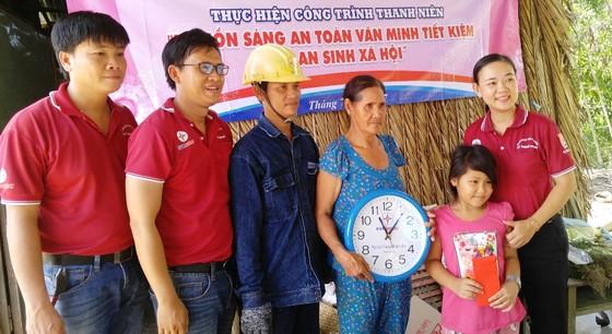 Chiến dịch Kỳ nghỉ hồng: Chăm sóc hệ thống điện cho dân nghèo ảnh 1